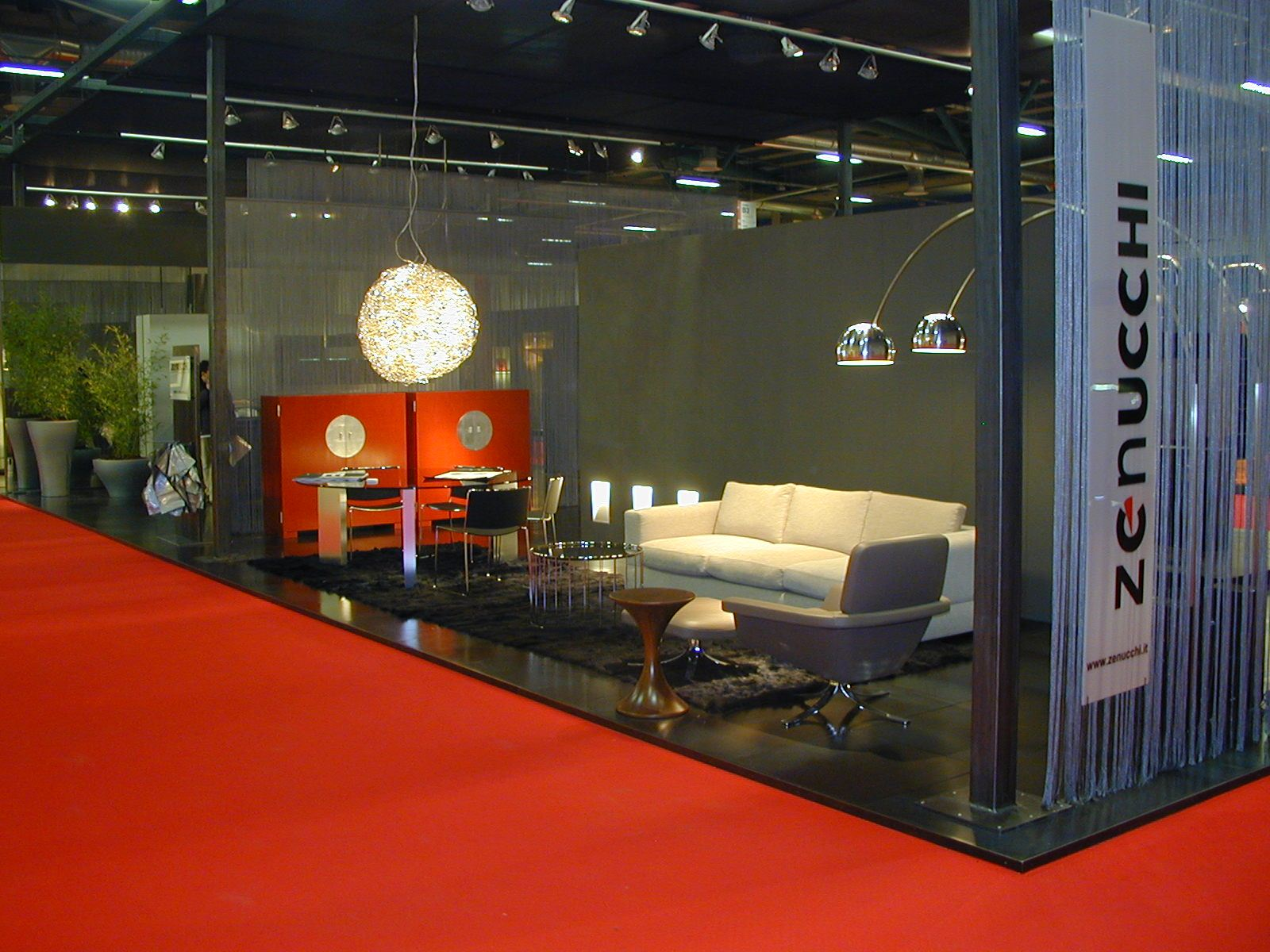 Bergamo Furniture Expo 2003
